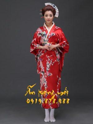 Cho thuê trang phục Kimono Yukata Nhật Bản