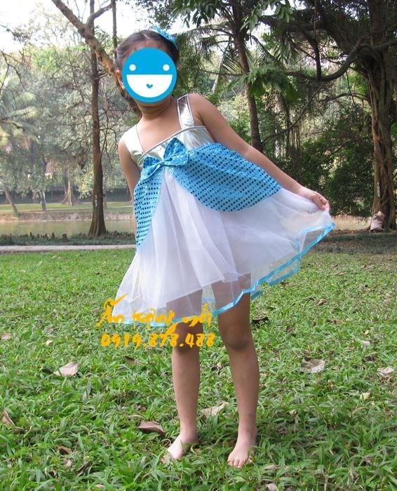 Váy múa cho bé