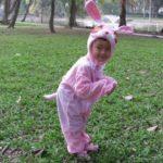 trang phục con thỏ