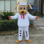 Mascot cho (4)