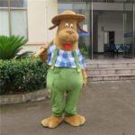 Mascot cho (5)