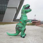 khủng long hơi toàn thân