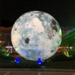 mô hình hơi mặt trăng cho trung thu