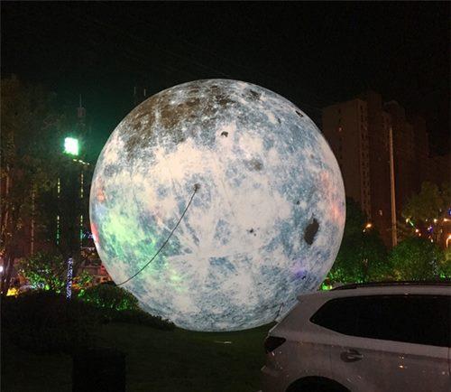 mô hình hơi mặt trăng