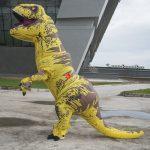 thú hơi mascot hơi khủng long (2)