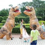 thú hơi mascot hơi khủng long (4)