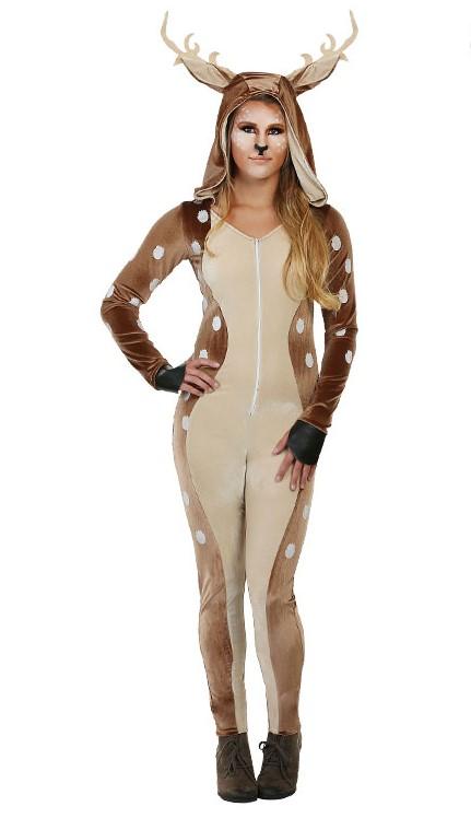 Cosplay tuần lộc-trang phục noel (2)