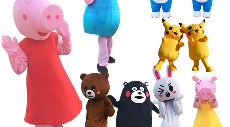 cho thuê mascot giá rẻ tại Hà Nội