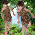 trang phục thợ săn thổ dân