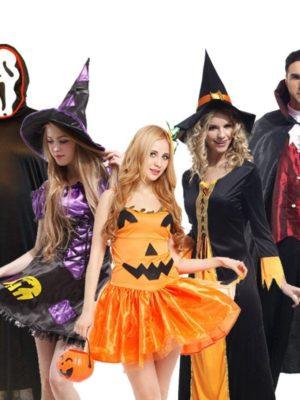 Trang phục Halloween