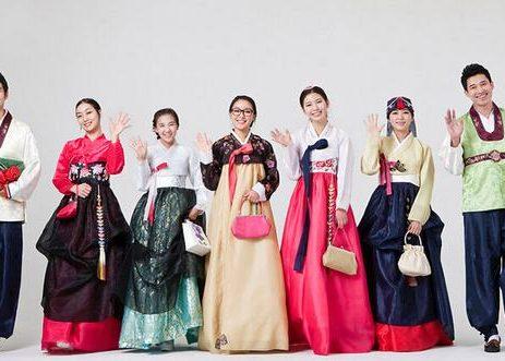 cho thuê trang phục hanbok hàn quốc