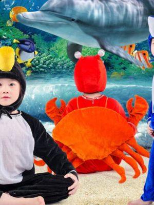 Trang phục động vật biển