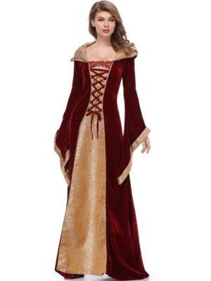 Trang phục quý tộc châu Âu nữ