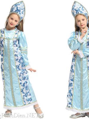Váy công chúa Nga-trang phục truyền thống nước Nga