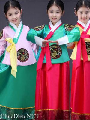 Trang phục biểu diễn Ấn Tượng là chuyên cho thuê các loại trang phục truyền thống các nước châu Âu châu Á. Áo Hanbok đồ Hanbok Hàn Quốc là 1 trong những loại trang phục truyền thống châu Á tuyệt đẹp. Đồ Hanbok trẻ em, áo Hanbok cho bé gái