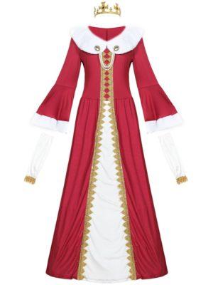 Trang phục hoàng hậu châu Âu