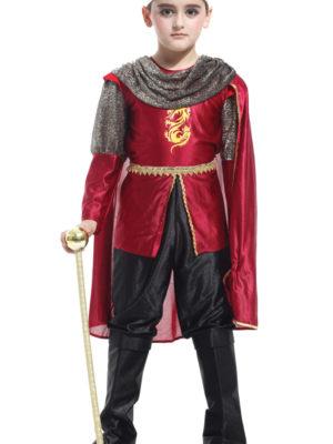 Trang phục cosplay vua hoàng tử Hy Lạp La Mã cổ cho bé