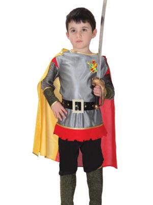 Trang phục võ sĩ dũng sĩ hoàng tử châu Âu cho bé