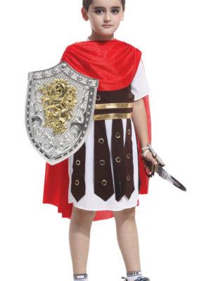 Trang phục hoàng tử La Mã chiến binh Lã Mã cho bé