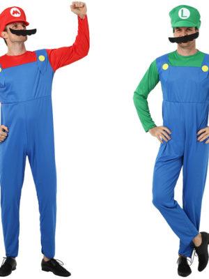 Trang phục hóa trang Super Mario