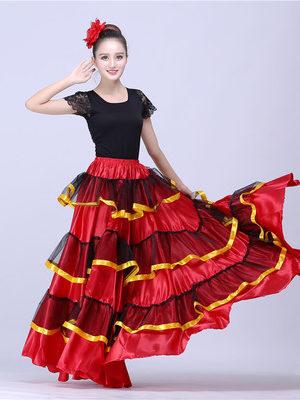 Trang phục múa Tây Ban Nha