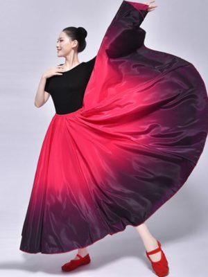Váy múa Tây Ban Nha nhảy Flamenco