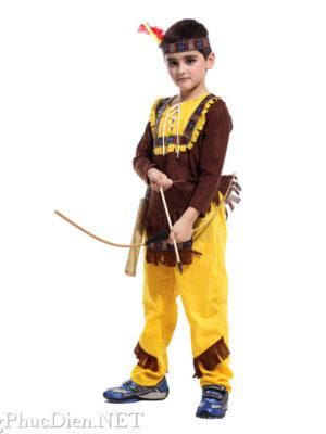 Trang phục thợ săn thổ dân cho bé