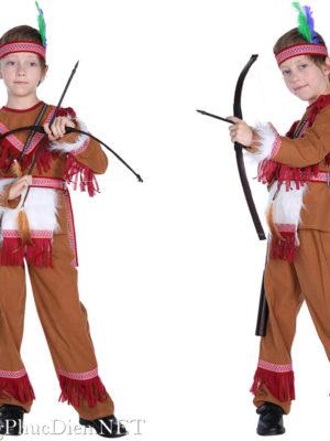 Trang phục thổ dân du mục bộ tộc bộ lạc
