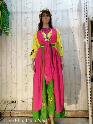 áo tứ thân truyền thống