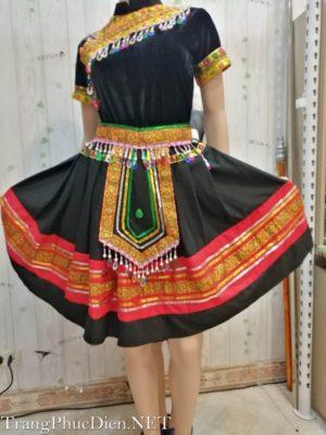 trang phục múa dân tộc mèo