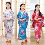 áo yukata trẻ em