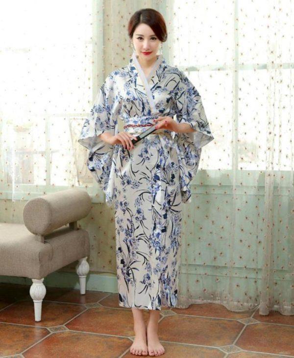 áo yukata nhật bản