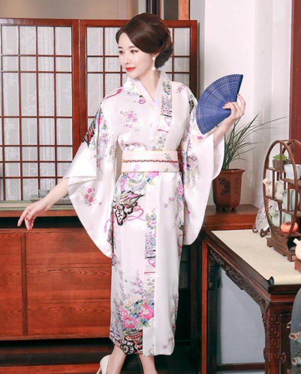 áo yukata
