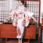 trang phục yukata