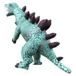 Mascot thú hơi khủng long vây kiếm