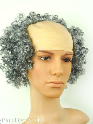 tóc giả người hói đầu