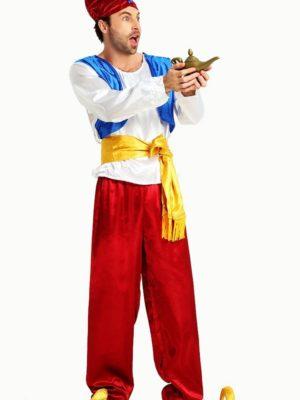 trang phục hoàng tử aladdin