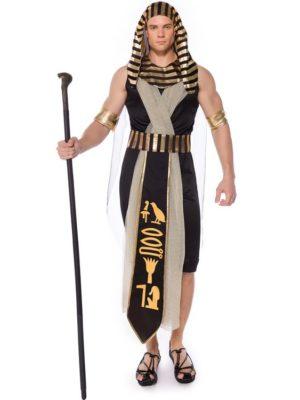 trang phục pharaon