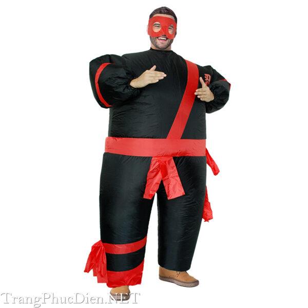 mascot ninja nhật