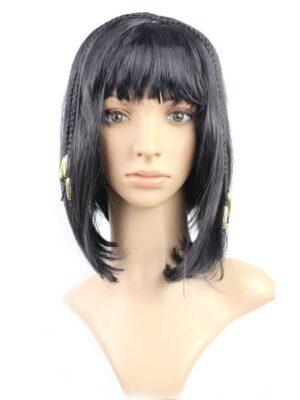 Tóc giả nữ hoàng Ai Cập Cleopatra