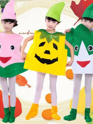 Trang phục rau củ quả